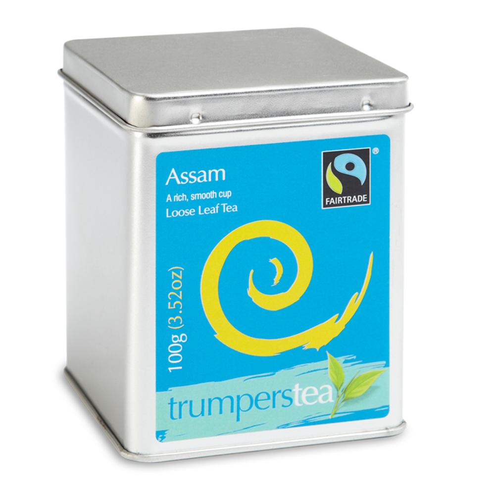 Trumpers tea - Assam