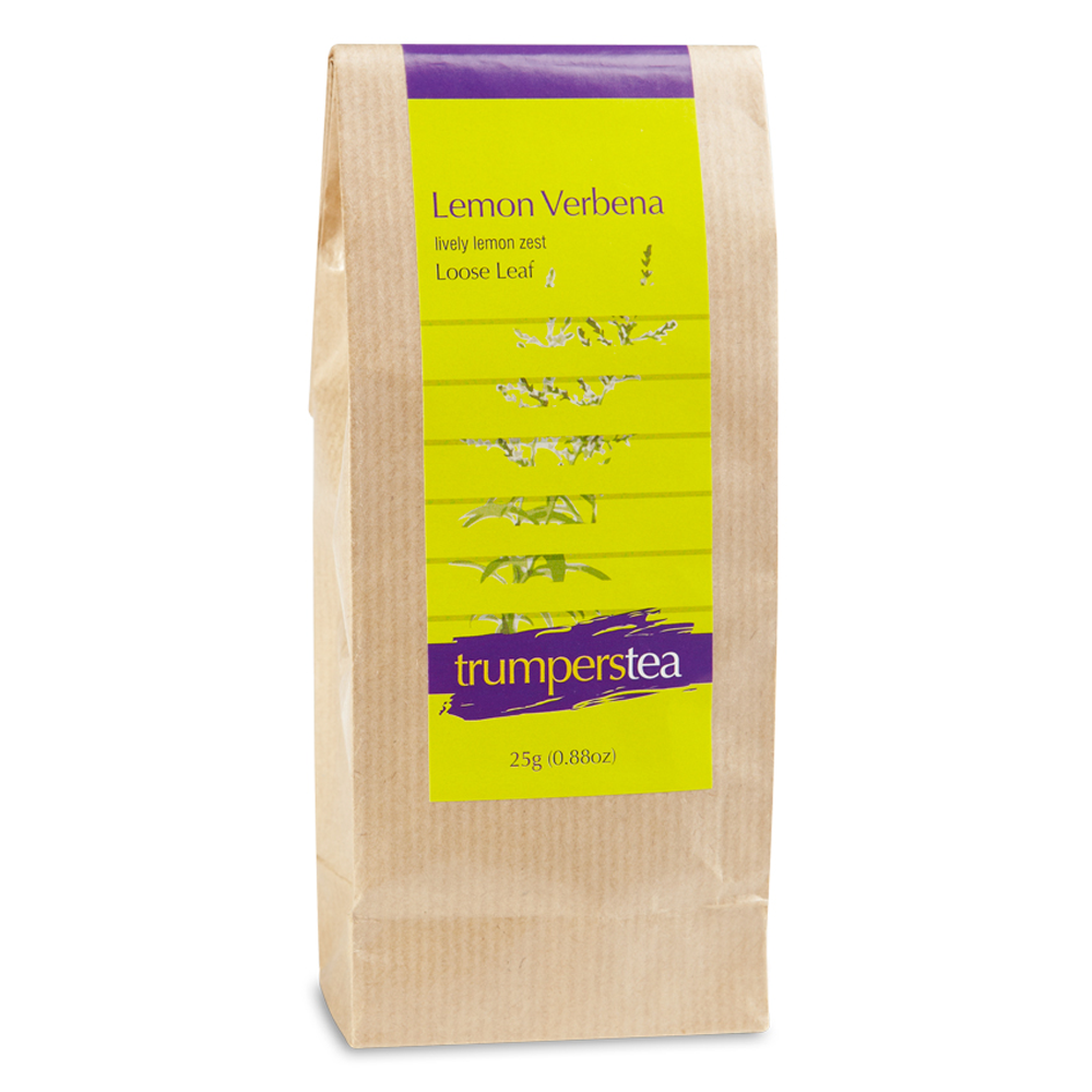 Trumpers tea - Lemon Verbena refill