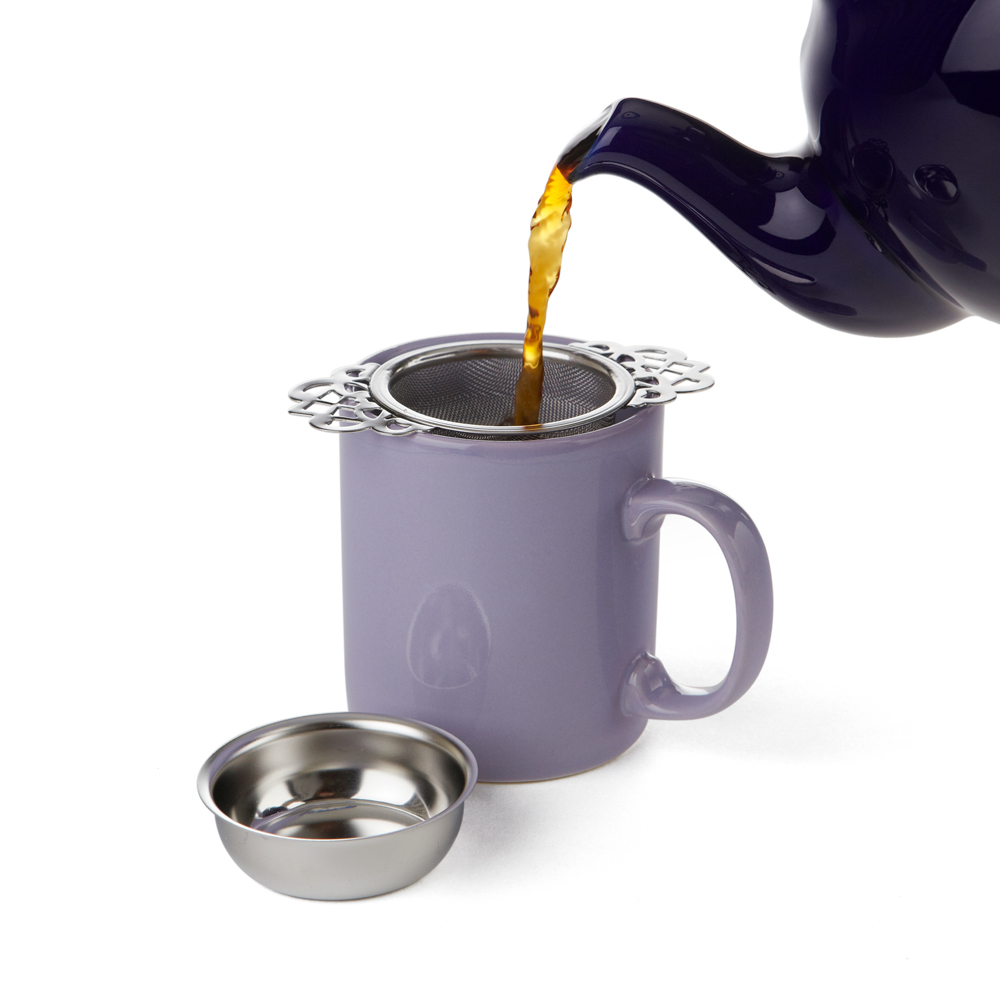 Trumpers tea - Tea Strainer