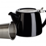 Trumpers Tea - Forlife Stump Teapot - Charcoal