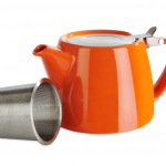 Trumpers Tea - Forlife Stump Teapot - Carrot