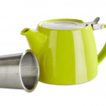 Trumpers Tea - Forlife Stump Teapot - Lime