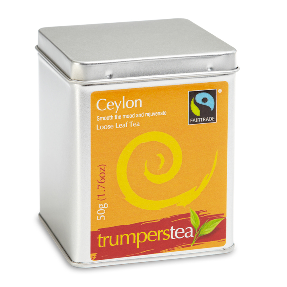 Trumpers tea - Ceylon
