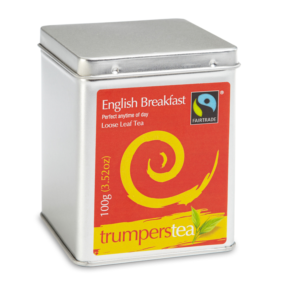 Trumpers tea - English Breakfast