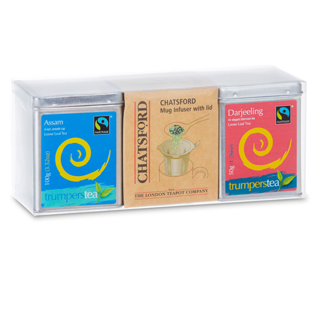 Trumpers tea - Gift Set - Chatsford Assam and Dar