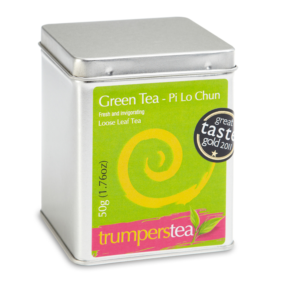 Trumpers tea - Green