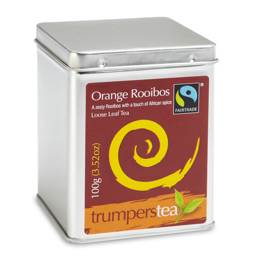 Trumpers tea - Orange Roobios